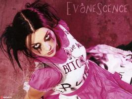 Amy Lee, солистка  группы Evanescence
